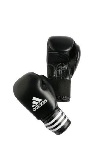 adidas Boxhandschuh Response, schwarz, 12 oz, ADIBT01SMU-12